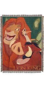 Disney, Simba, Scar, Nala, King, Hakuna Matata, Lion, Live Action, Throw Blanket, Mufasa, Beyonce