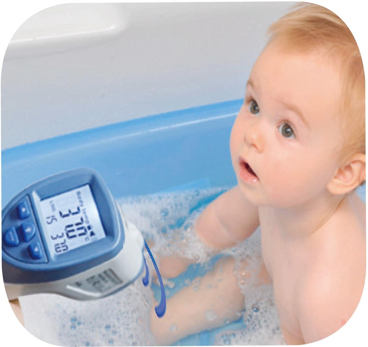 Amazon.com: Digital Forehead Inrared Thermometer - No Touch Quick ...
