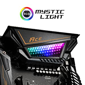 MSI X570 Motherboard; AMD Ryzen Processor; AM4 socket; Ryzen 9; MEG X570 ACE