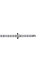GROZ 6-inch Pocket Ruler