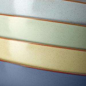 denby glazes up close colorful dinnerware