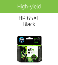 1 ink cartridge: XL black