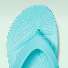 crocs flip flops, crocs womens kadee II flip flops, crocs womens sandals, crocs kadee II flip flops