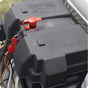 Ampper Battery Isolator Disconnect Switch