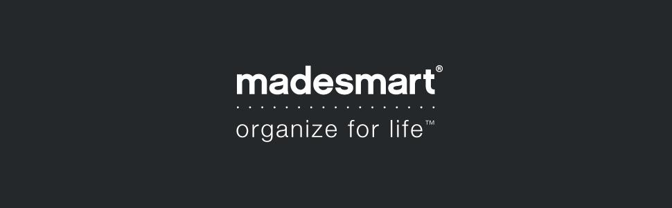 madesmart;kitchen organizers;cabinet;sinkware;bathroom;drawer