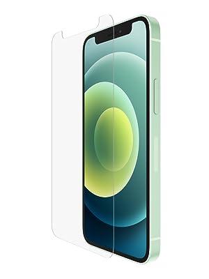 Belkin Iphone 12 Mini Displayschutz Temperedglass Antimikrobiell Hochentwickelter Schutz Der Bakterien Auf Dem Display Um Bis Zu 99 Reduziert Elektronik