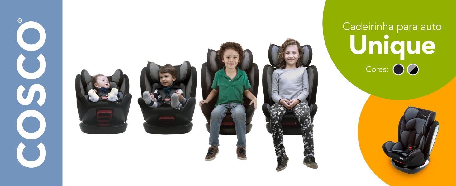 Cadeirinha, cadeira, carro, auto, automovel, Unique, 0 a 36kg, Cosco