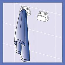 Crochets de sécurité pour une fixation sécurisée