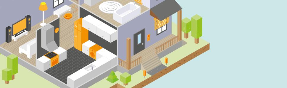 Rheinwerk Verlag Smart Home mit openHAB-2 Buch Praxis Flippiges Bit