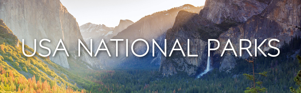 National Parks, USA National Parks, Hiking