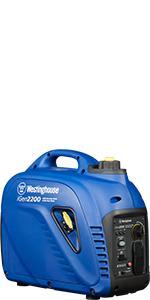 Westinghouse iGen2000 Inverter Generator WH2200iXLT