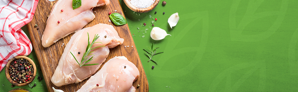 just bare chicken poultry meat protein natural organic healthy nutrition lifestyle family farms