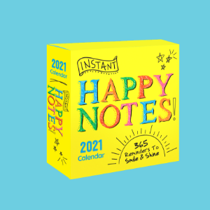 2021 Instant Happy Notes Cover