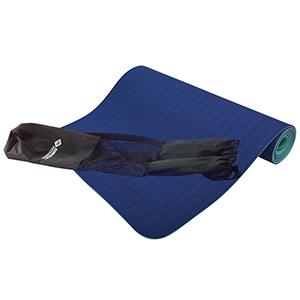 in Tragetasche Violett-Rosa 960069 Schildkr/öt Fitness Yogamatte 4 mm BICOLOR