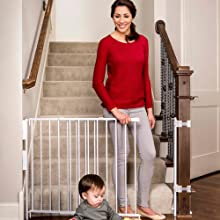 all steel baby gate