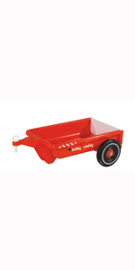 Sets Holzeisenbahn BIG Bobby-Car Mix Trailer Kinderfahrzeug Kinderauto Spielzeug Kunststoff