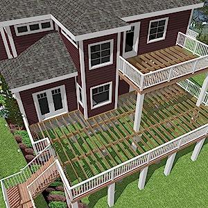 Deck amp; Landscape software