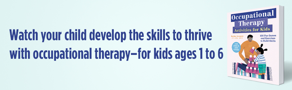 occupational therapy, autism, applied behavior analysis, autism books, sensory processing disorder