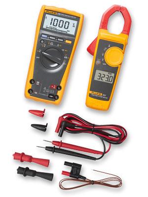 fluke, 179 imsk, 323, clamp, dmm, multimeter, industrial