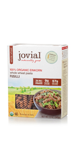 Amazon.com : Jovial Organic Einkorn All-Purpose Flour, 10