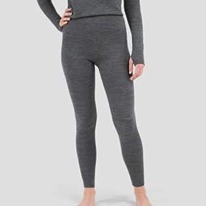 merino wool pant comfortable soft women leggings pant