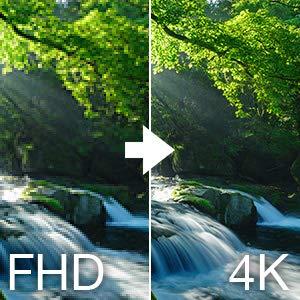 FHD 4K テレビ
