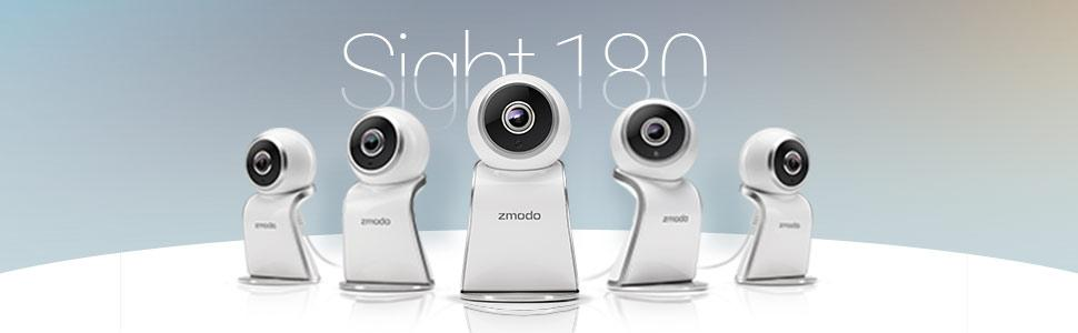 Zmodo Sight 180 Full HD 1080p Wireless Security Camera Price in Pakistan