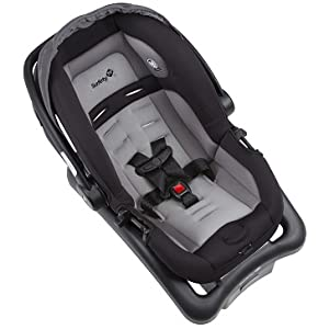 rear facing infant car seat, safety 1st, lightweight car seat, side impact protection