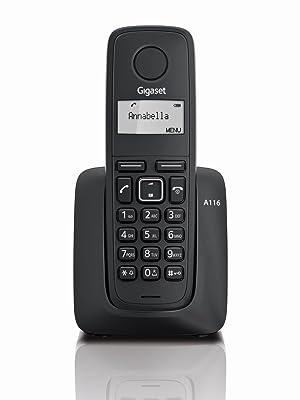 gigaset-a116-telefono-cordless-semplice-con-la-qua