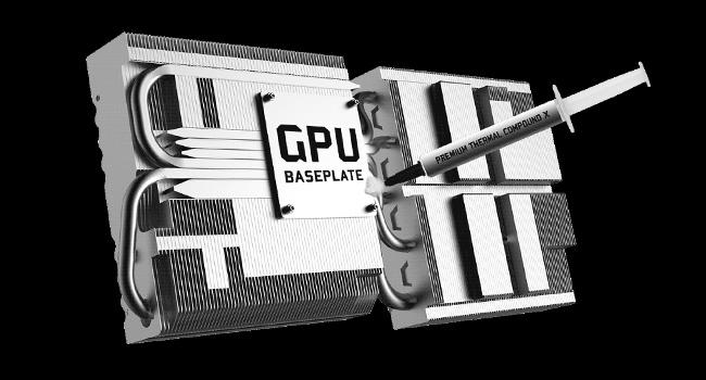 MSI RTX 2080 Turing GPU PCB