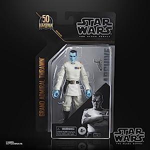 Star Wars The Black Series Archive Grand Admiral Thrawn