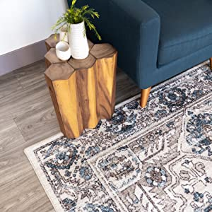 Maples rug area 5x7 5x8 living dining bedroom clearance
