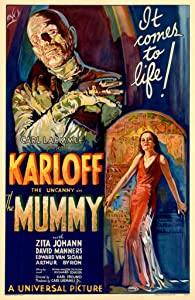 Mummy, Legacy Collection, Box Set, 1932, Hollywood Horror, Karloff, Monsters, Classic Monsters