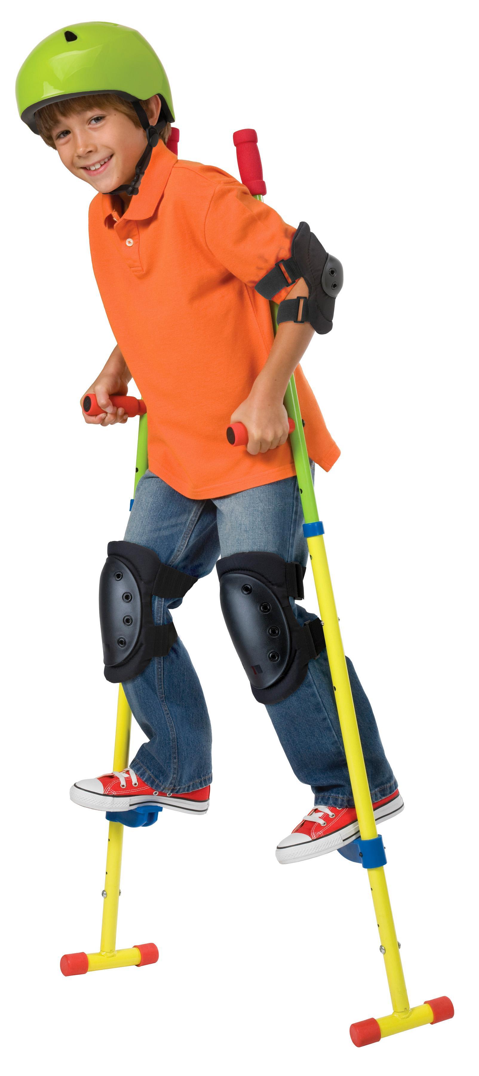 ALEX Toys Active Play Ready Set Stilts 771W Pogo Sticks