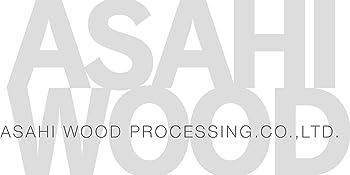 朝日木材加工株式会社(ASAHI WOOD) ロゴ