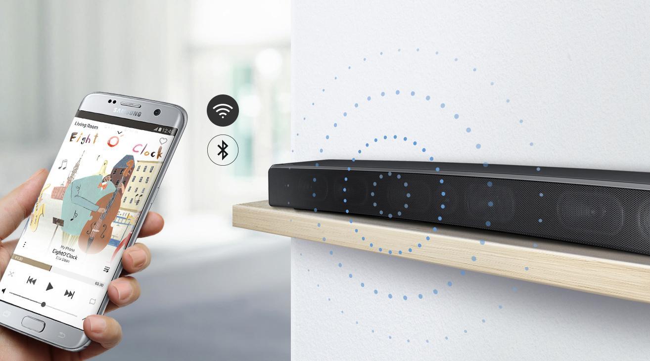 Amazon Com Samsung Electronics Sound Premium Soundbar