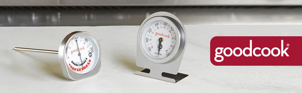 Good Cook Classic Instant Read Thermometer NSF Approved