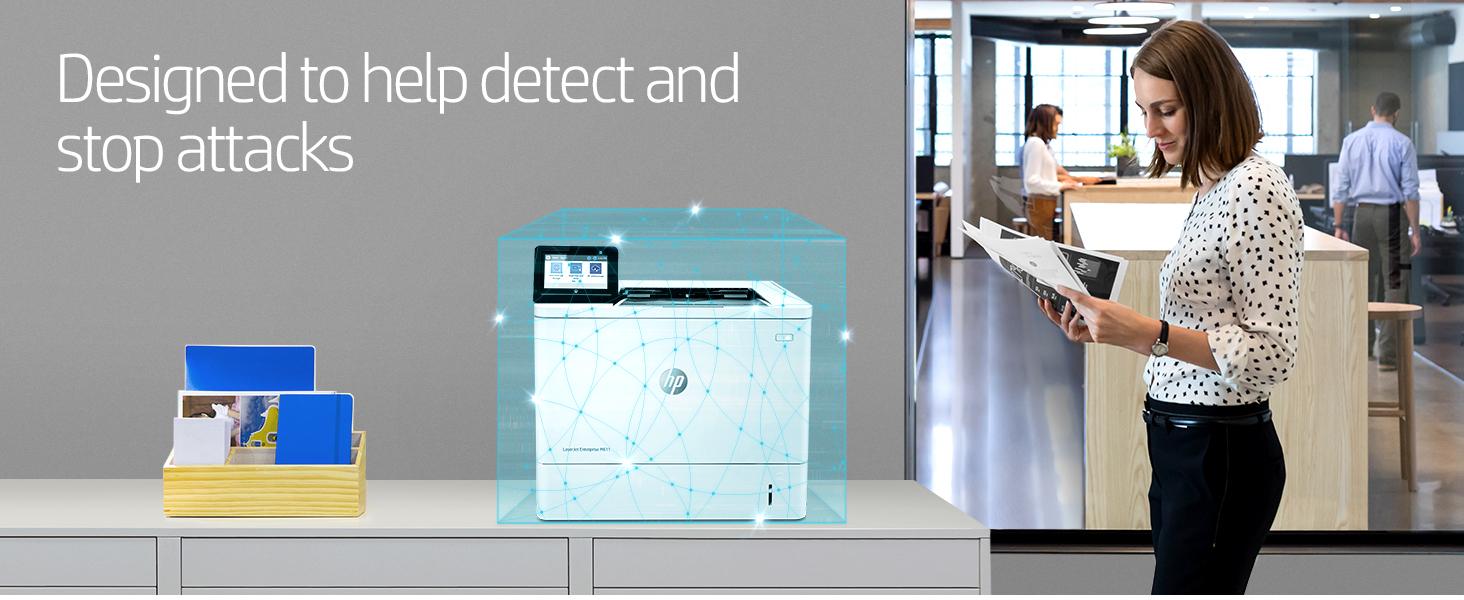 laserjet enterprise performance protection