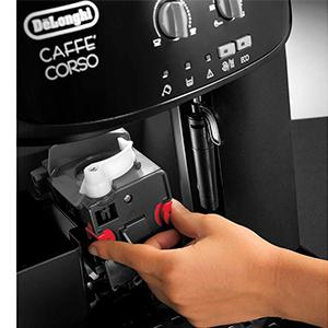 Café grano. capuccino system. corazón extraíble