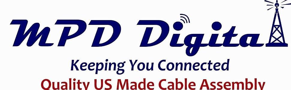 MPD Digital Logo