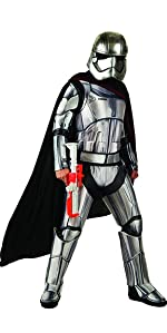Adult Captain Phasma Deluxe Costume