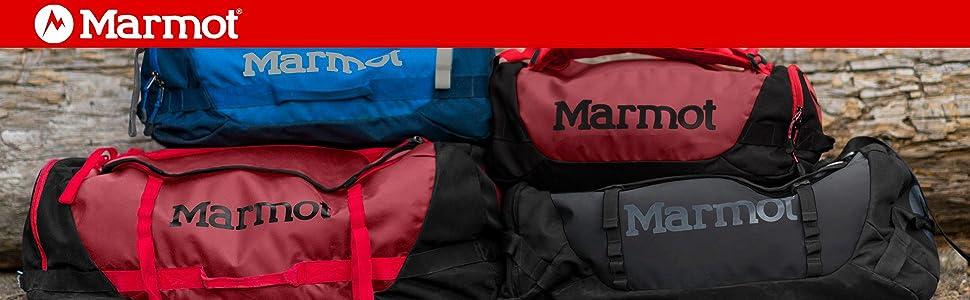 Amazon.com  Marmot Long Hauler Large Travel Duffel Bag e79c8769b271