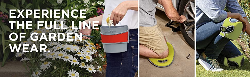 experience the full line of garden wear