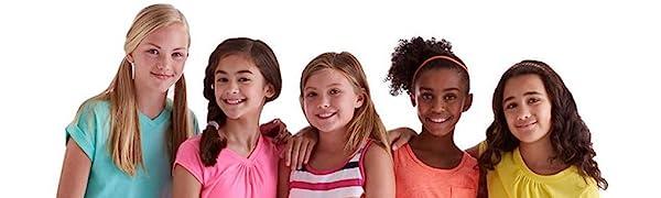girls school clothes clothing ropa de nina tees tops t-shirts casual playwear schoolwear