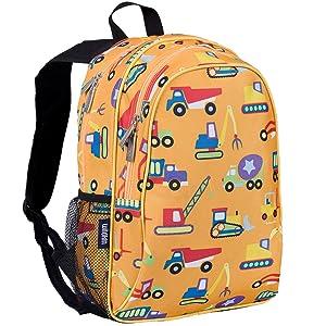 2a8ef3e86dca Wildkin Children s Backpack with Side Pocket - Sharks  Amazon.co.uk ...