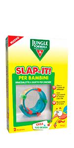 Jungle Formula Slap-It Braccialetto