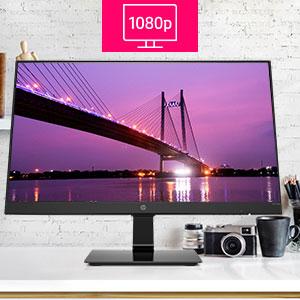 HP 22M; hp monitors; full hd monitor; monitors for computer; monitor with hdmi port; ips monitor