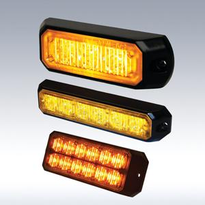 Waterproof Amber HELLA 012480101 KLX 1 Magnetic Mount LED Beacon Warning Light 9-30VDC 1 Flashing Pattern