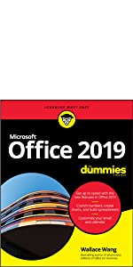 Office 2019 For Dummies (For Dummies (Computer/Tech ...