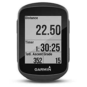 Garmin Edge 130 130-Ciclocomputador con GPS (Pantalla de 1.8 ...